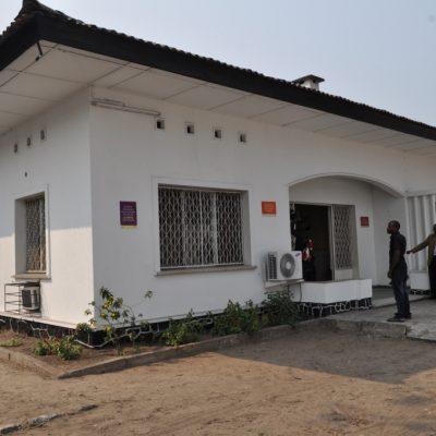La Maison de la Laïcité de Kinshasa (MLK)